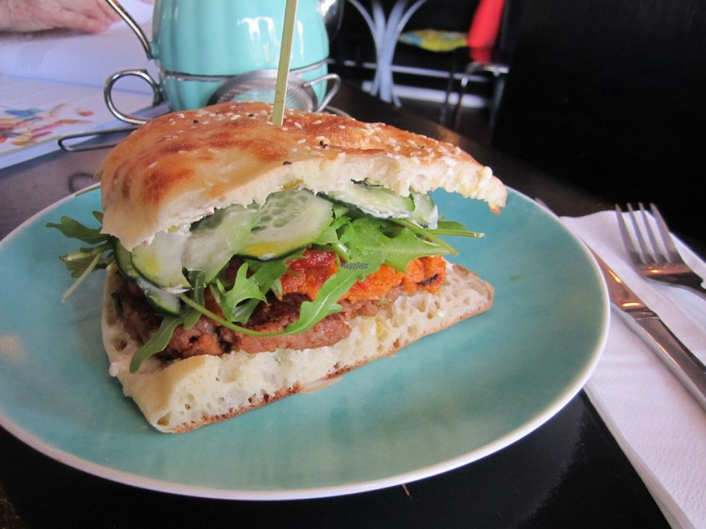 """Photo of CLOSED: Cloud Nine  by <a href=""""/members/profile/berrygirl"""">berrygirl</a> <br/>The Fully Loaded Burger <br/> August 5, 2016  - <a href='/contact/abuse/image/68627/165853'>Report</a>"""
