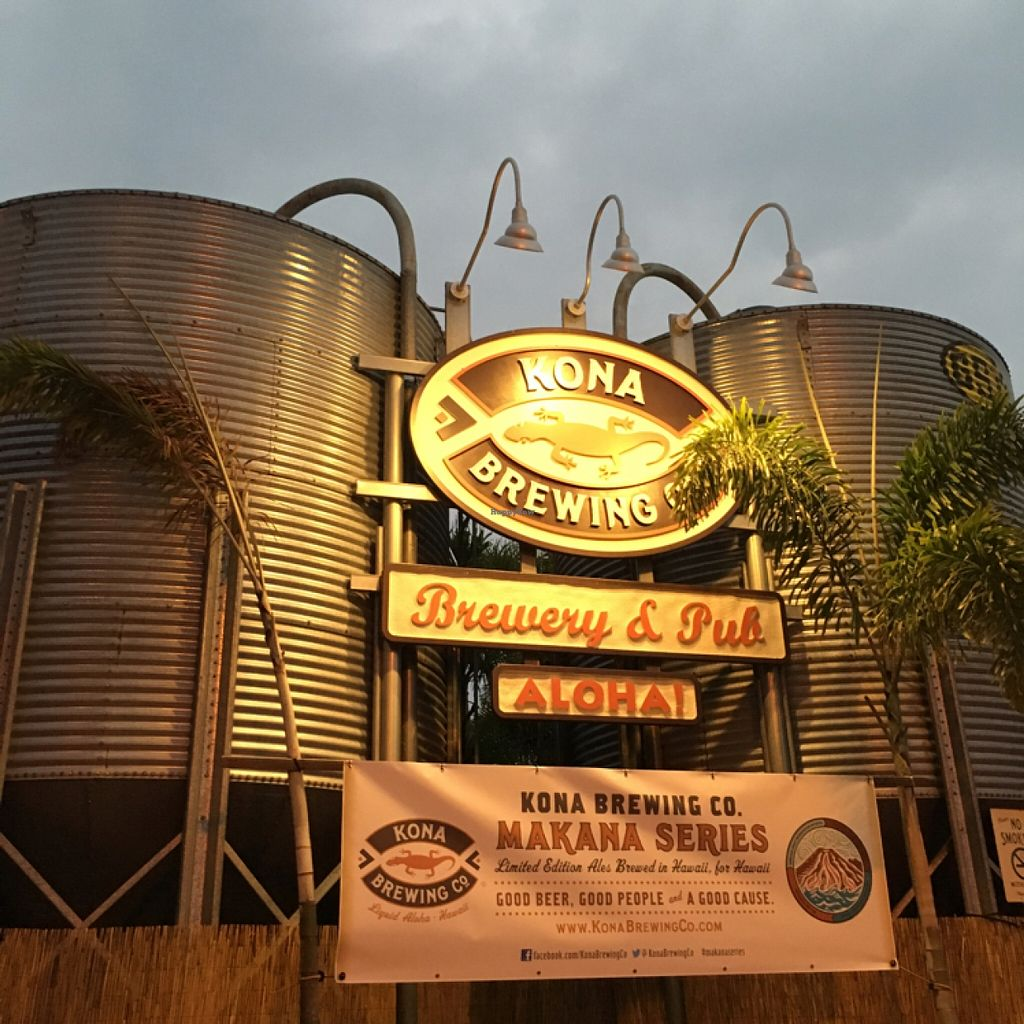 """Photo of Kona Brewing Co  by <a href=""""/members/profile/Annebumble"""">Annebumble</a> <br/>Kona Brewery <br/> March 27, 2016  - <a href='/contact/abuse/image/68655/141544'>Report</a>"""