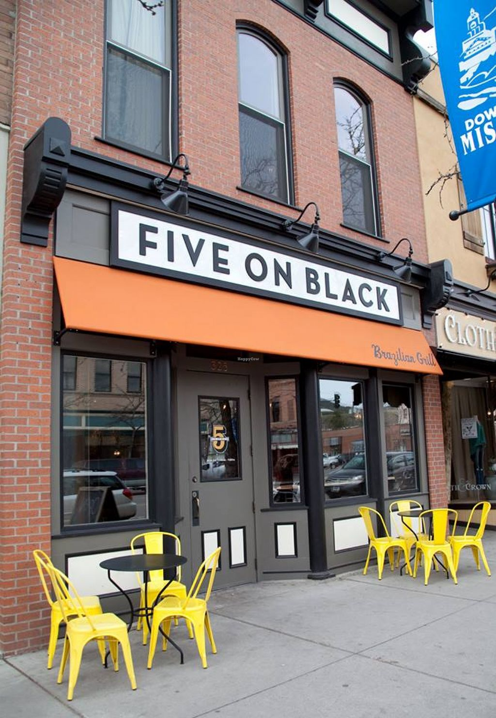 """Photo of Five on Black - Downtown  by <a href=""""/members/profile/community"""">community</a> <br/>inside Five on Black - Downtown   <br/> February 1, 2016  - <a href='/contact/abuse/image/68677/134631'>Report</a>"""