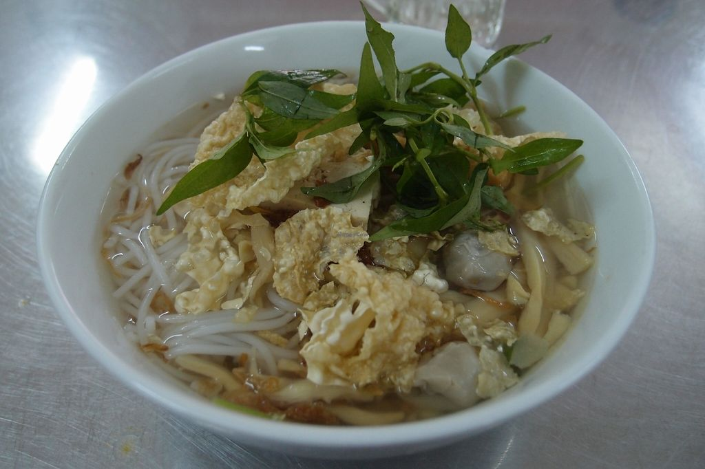 Photo of Chay Sen Vang 2 - Yellow Lotus 2  by Vegreg <br/>Bun Mang (with bamboo shoots) <br/> January 25, 2016  - <a href='/contact/abuse/image/68682/133622'>Report</a>