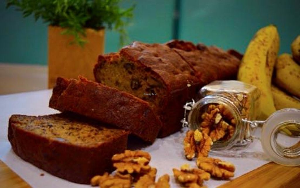 """Photo of Lucky Break Coffee Shop  by <a href=""""/members/profile/community"""">community</a> <br/>banana bread <br/> February 4, 2016  - <a href='/contact/abuse/image/68686/134945'>Report</a>"""