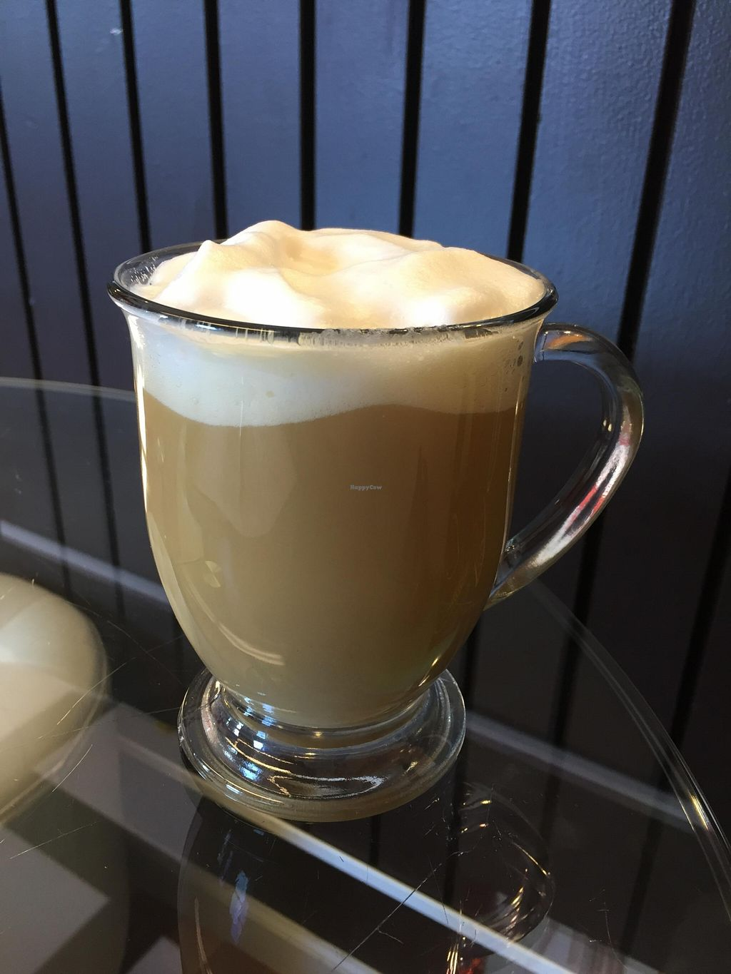 Photo of Short and Stout Tea  by V3ganFoodie <br/>Vegan Mocha Nut Latte (Almond Milk - Regular Size) <br/> January 24, 2016  - <a href='/contact/abuse/image/68719/133541'>Report</a>