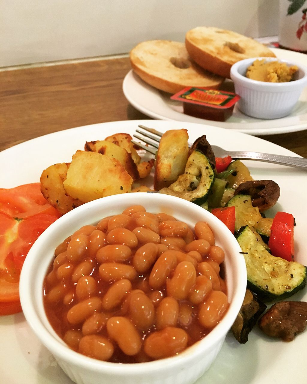 """Photo of Food for Thought  by <a href=""""/members/profile/Ajolote"""">Ajolote</a> <br/>Traditional Irish breakfast  <br/> March 28, 2018  - <a href='/contact/abuse/image/6877/377137'>Report</a>"""