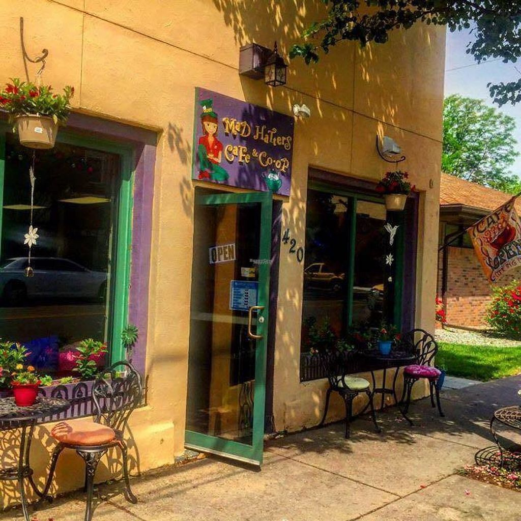 "Photo of Mad Hatters Cafe  by <a href=""/members/profile/community4"">community4</a> <br/>Mad Hatters Cafe
