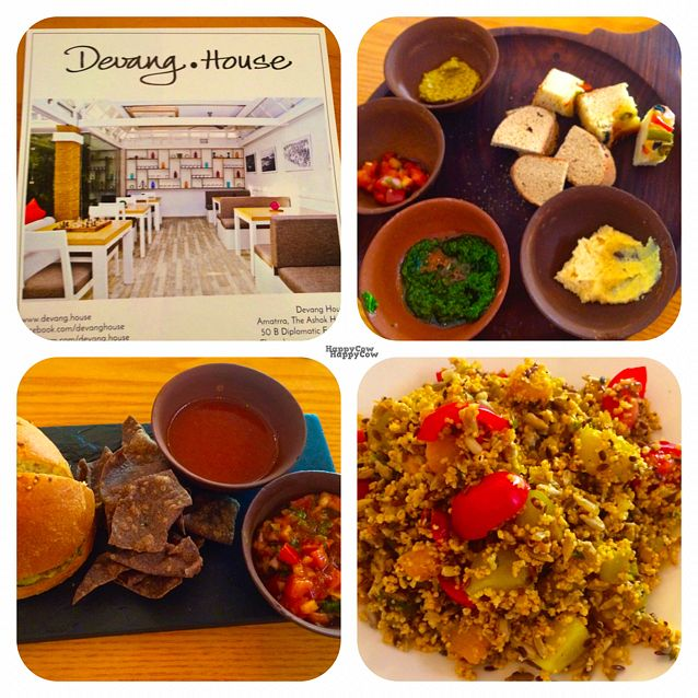 """Photo of Devang House  by <a href=""""/members/profile/Lennaert"""">Lennaert</a> <br/>variaties of dishes I enjoyed today <br/> October 11, 2016  - <a href='/contact/abuse/image/68857/181425'>Report</a>"""