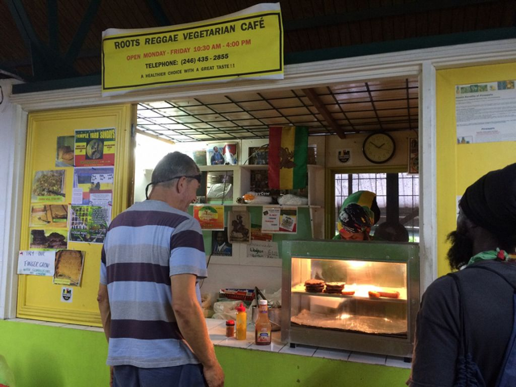 """Photo of Roots Reggae Vegetarian Cafe  by <a href=""""/members/profile/Delphinus"""">Delphinus</a> <br/>roots reggae <br/> January 30, 2016  - <a href='/contact/abuse/image/68862/134169'>Report</a>"""