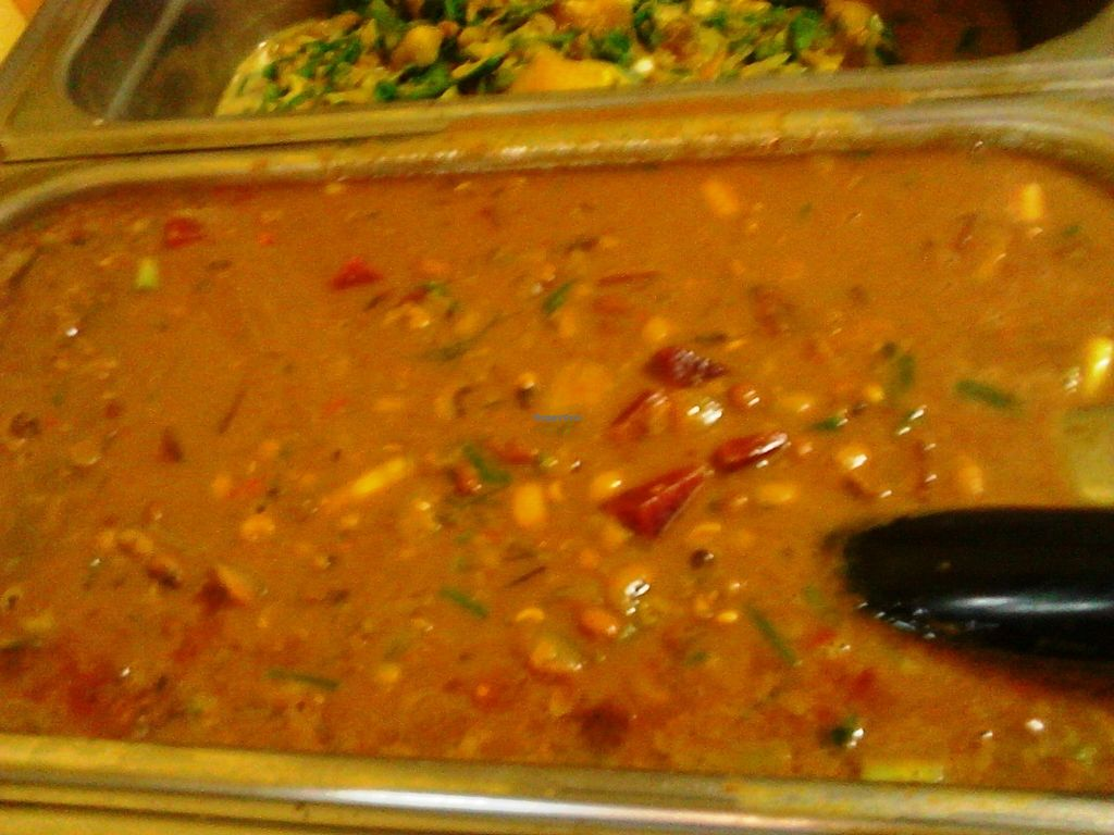 """Photo of Roots Reggae Vegetarian Cafe  by <a href=""""/members/profile/RootsReggae"""">RootsReggae</a> <br/>Ital Stew  - this is made with BLACK - EYE PEAS. It is served with the meals usually a different set of peas each day which are stewed down with veggies , herbs, spices, with fresh coconut milk added when finished to retain full flavor and nutritional properties of coconut <br/> September 30, 2017  - <a href='/contact/abuse/image/68862/310183'>Report</a>"""