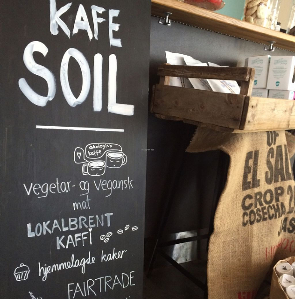 """Photo of Kafe Soil  by <a href=""""/members/profile/KevinEhrenberg"""">KevinEhrenberg</a> <br/>vegan and vegetarian food, locally roasted coffee, homemade cakes <br/> April 15, 2016  - <a href='/contact/abuse/image/68867/144646'>Report</a>"""