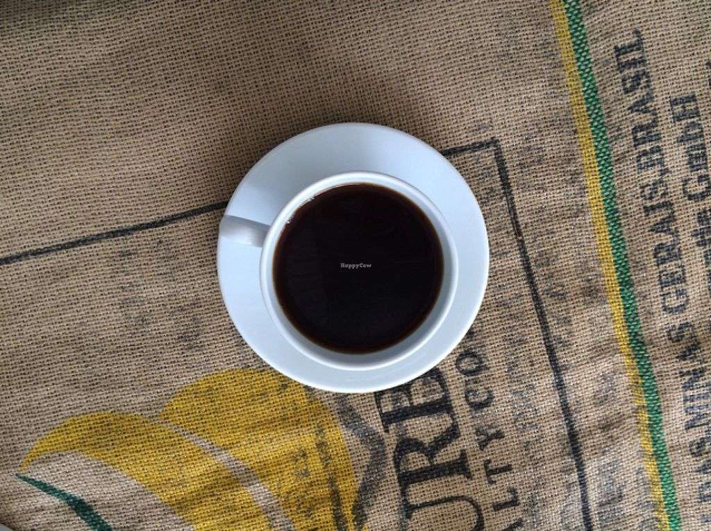 """Photo of Kafe Soil  by <a href=""""/members/profile/KevinEhrenberg"""">KevinEhrenberg</a> <br/>Locally roasted coffee by Langøra and by Jacobsen & Svart <br/> April 15, 2016  - <a href='/contact/abuse/image/68867/144652'>Report</a>"""