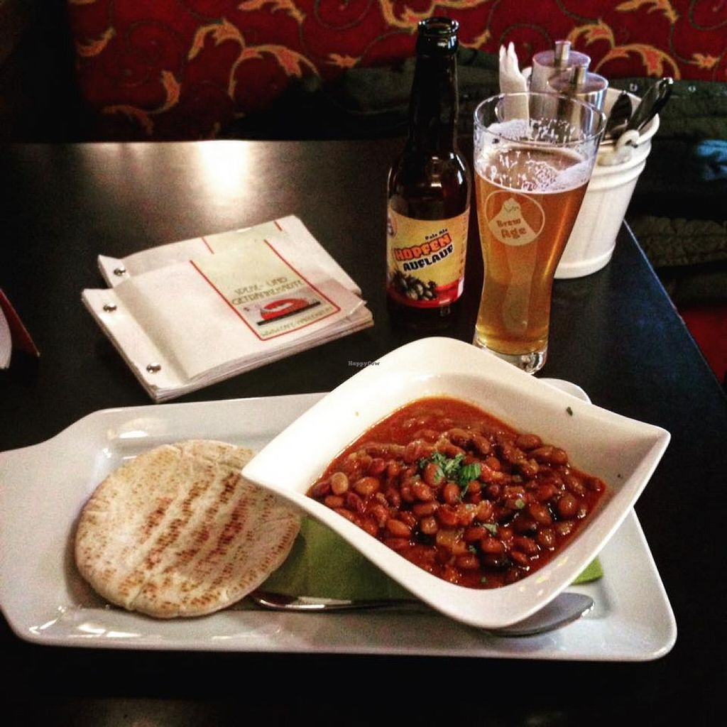 "Photo of Cafe Harlekin  by <a href=""/members/profile/krck"">krck</a> <br/>turkish lentil curry <br/> January 31, 2016  - <a href='/contact/abuse/image/68890/134396'>Report</a>"