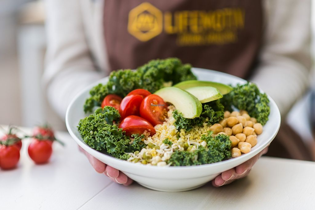 "Photo of Lifemotiv  by <a href=""/members/profile/JagnaBadurowicz"">JagnaBadurowicz</a> <br/>Avocado&Chickpeas Millet Kasha with Kale and lemon vinaigrette <br/> May 13, 2016  - <a href='/contact/abuse/image/68899/148790'>Report</a>"
