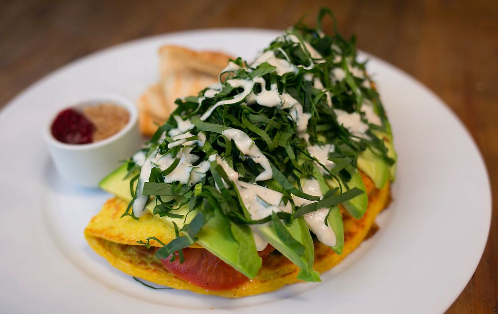 "Photo of The Pitted Date  by <a href=""/members/profile/Kimm.mc"">Kimm.mc</a> <br/>Spinach Omelette with avacado  <br/> July 30, 2017  - <a href='/contact/abuse/image/68915/286784'>Report</a>"