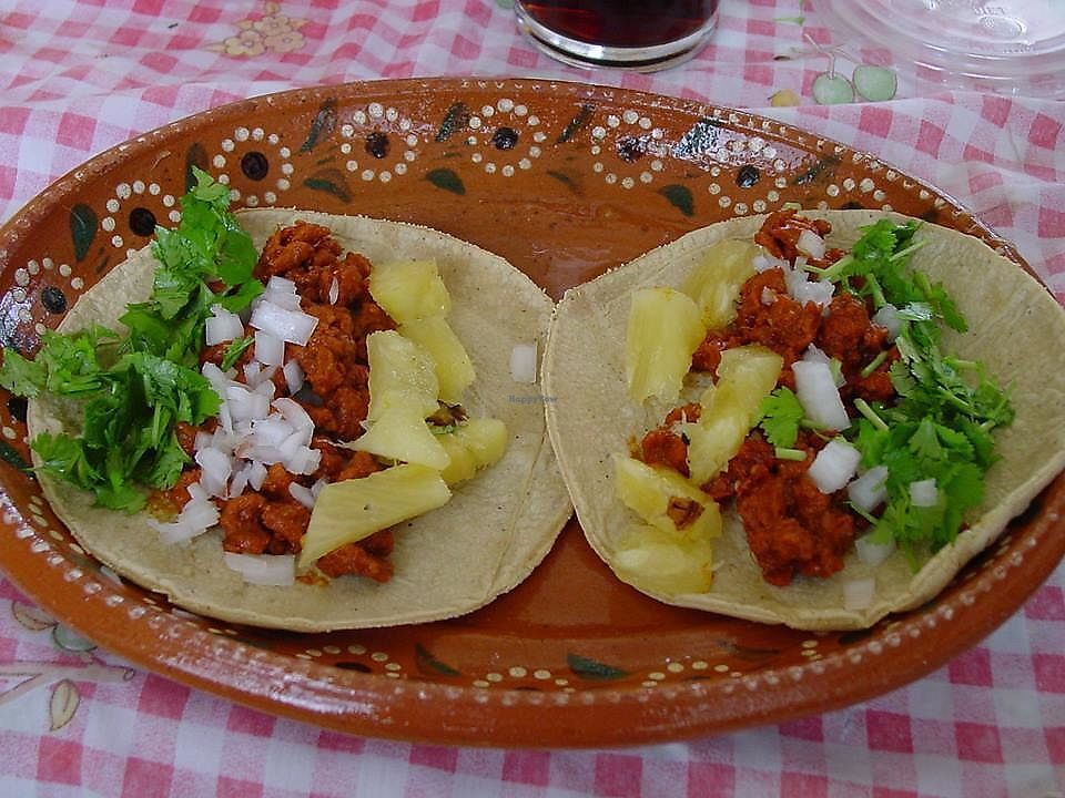 "Photo of Cholu Market  by <a href=""/members/profile/CharlyCholucleto"">CharlyCholucleto</a> <br/>Tacos al pastor <br/> February 27, 2018  - <a href='/contact/abuse/image/68919/364583'>Report</a>"