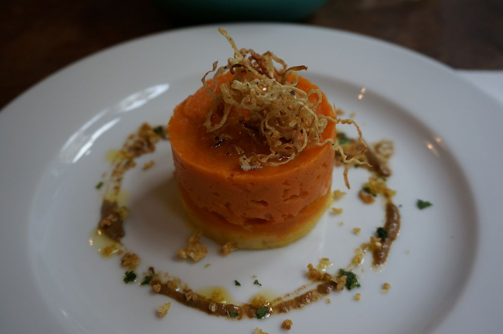 """Photo of CLOSED: ivlo  by <a href=""""/members/profile/Ricardo"""">Ricardo</a> <br/>Sweet potato tartine (vegan) <br/> March 5, 2016  - <a href='/contact/abuse/image/68948/138887'>Report</a>"""