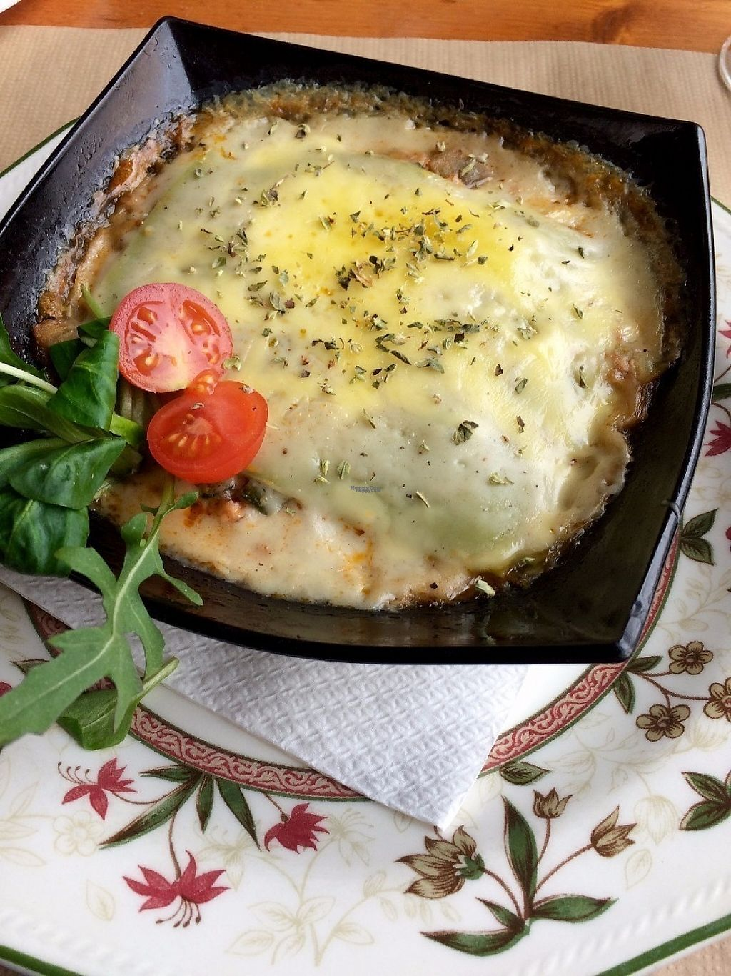 """Photo of Hicuri  by <a href=""""/members/profile/sophiecow"""">sophiecow</a> <br/>Vegan veggie lasagna <br/> February 25, 2017  - <a href='/contact/abuse/image/6894/230235'>Report</a>"""