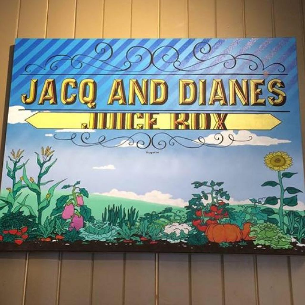"""Photo of Jacq N Diane's Juice Box  by <a href=""""/members/profile/Yojacq"""">Yojacq</a> <br/>juice and smoothie bar with raw eats and treats <br/> February 5, 2016  - <a href='/contact/abuse/image/68988/135181'>Report</a>"""