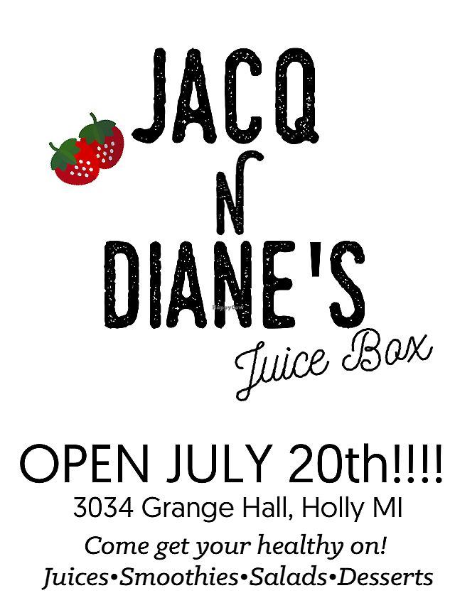 """Photo of Jacq N Diane's Juice Box  by <a href=""""/members/profile/Yojacq"""">Yojacq</a> <br/>new store!! <br/> July 26, 2017  - <a href='/contact/abuse/image/68988/285327'>Report</a>"""