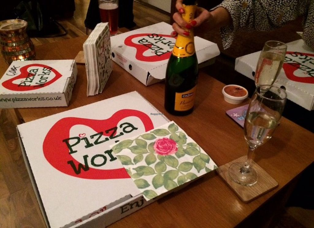 """Photo of PizzaWorks  by <a href=""""/members/profile/CiaraSlevin"""">CiaraSlevin</a> <br/>PizzaWorks  <br/> January 30, 2016  - <a href='/contact/abuse/image/68989/134217'>Report</a>"""