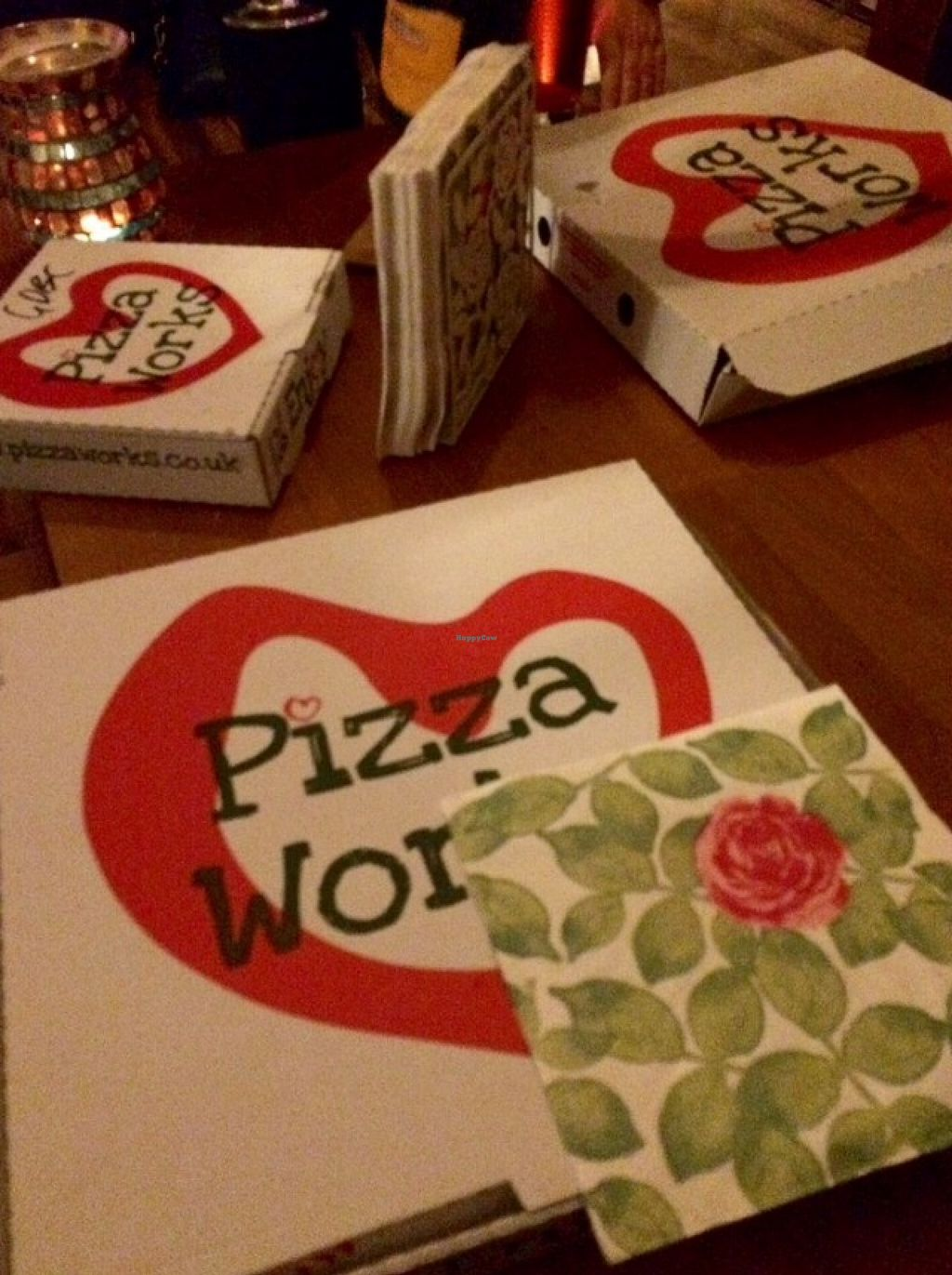 """Photo of PizzaWorks  by <a href=""""/members/profile/CiaraSlevin"""">CiaraSlevin</a> <br/>PizzaWorks  <br/> January 30, 2016  - <a href='/contact/abuse/image/68989/134218'>Report</a>"""
