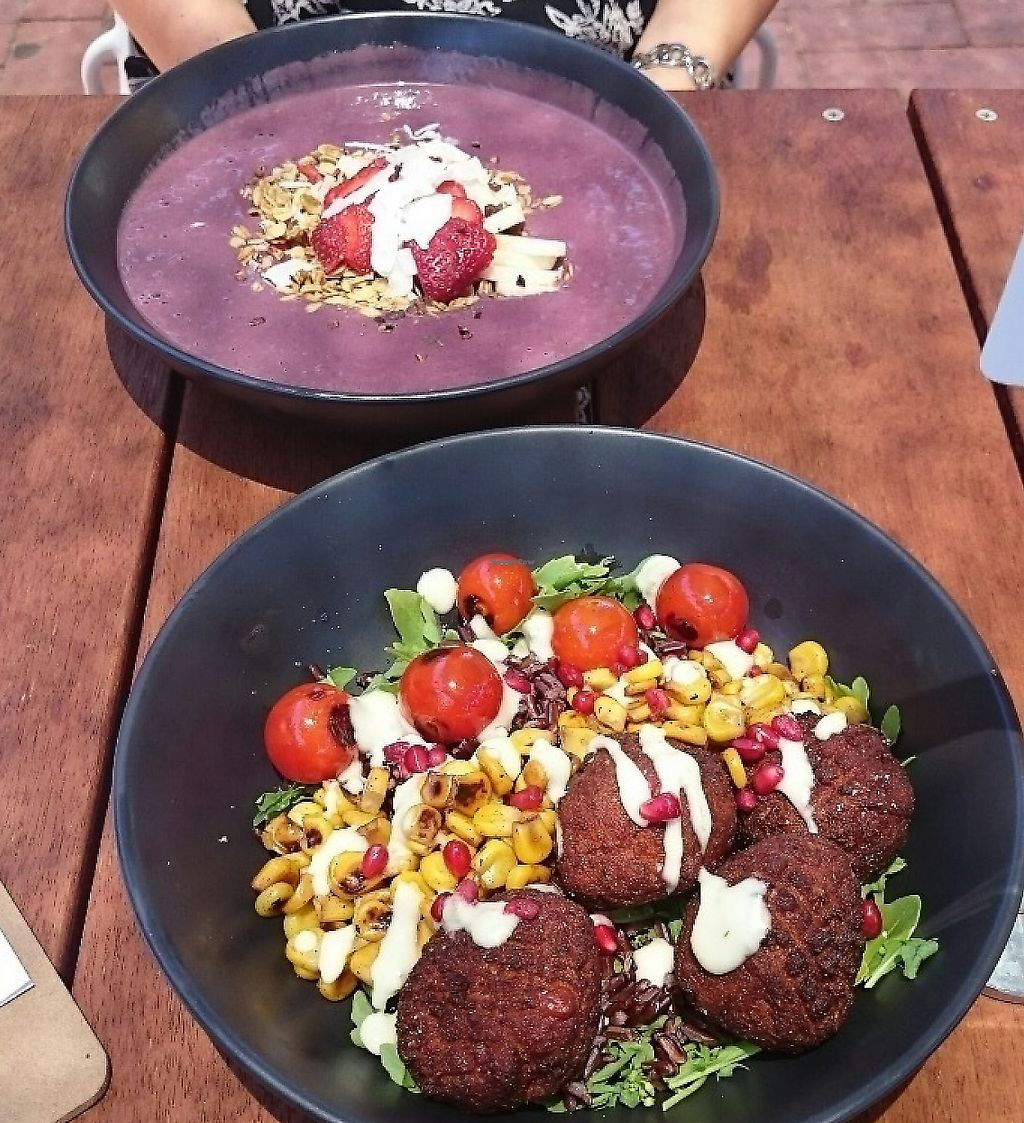 "Photo of The Townhouse  by <a href=""/members/profile/Cynthia1998"">Cynthia1998</a> <br/>Peanut butter bowl in the back