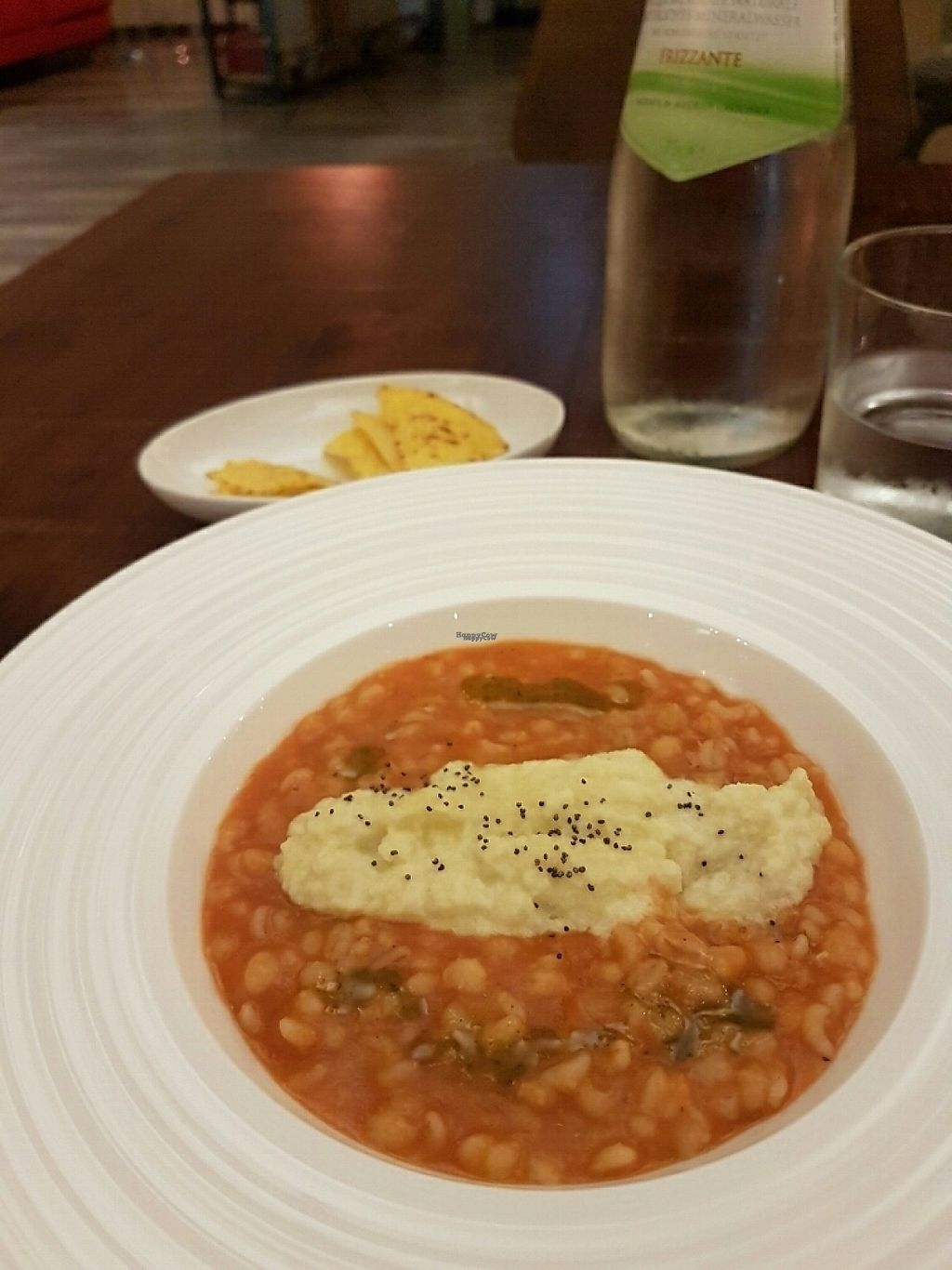 """Photo of VegetariAmoci  by <a href=""""/members/profile/Chlo%C3%A9Chantal"""">ChloéChantal</a> <br/>Orzotto (vegano) <br/> March 25, 2017  - <a href='/contact/abuse/image/69018/240890'>Report</a>"""