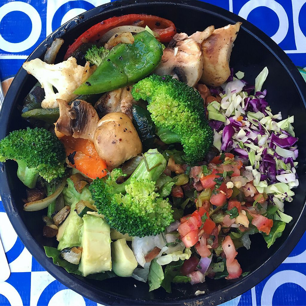 """Photo of El Charro  by <a href=""""/members/profile/AndreaBugyis"""">AndreaBugyis</a> <br/>The vegan bowl <br/> March 15, 2018  - <a href='/contact/abuse/image/69019/370789'>Report</a>"""