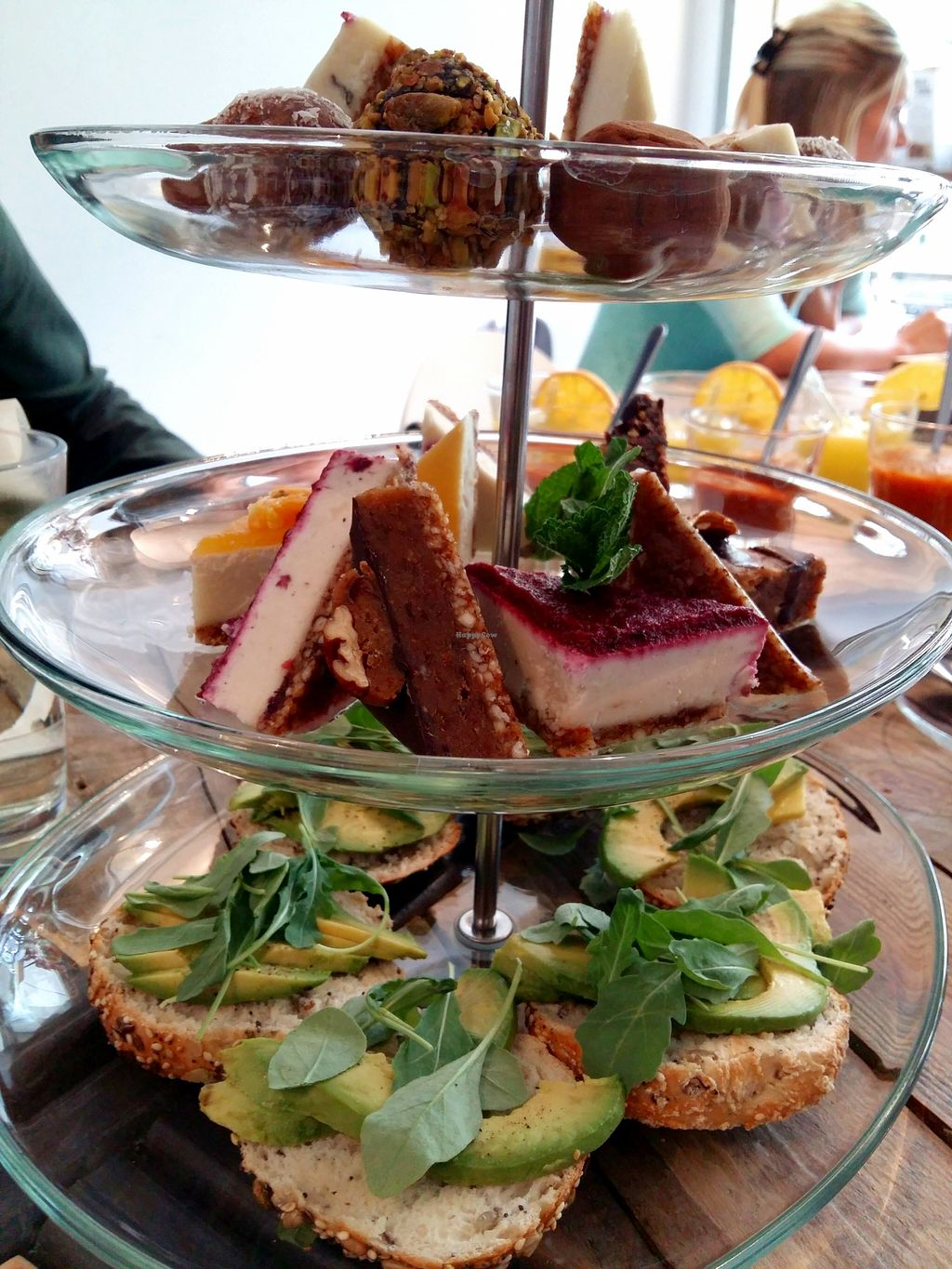 "Photo of Baker and Moore  by <a href=""/members/profile/Gudrun"">Gudrun</a> <br/>Vegan High Tea <br/> January 31, 2016  - <a href='/contact/abuse/image/69040/134502'>Report</a>"