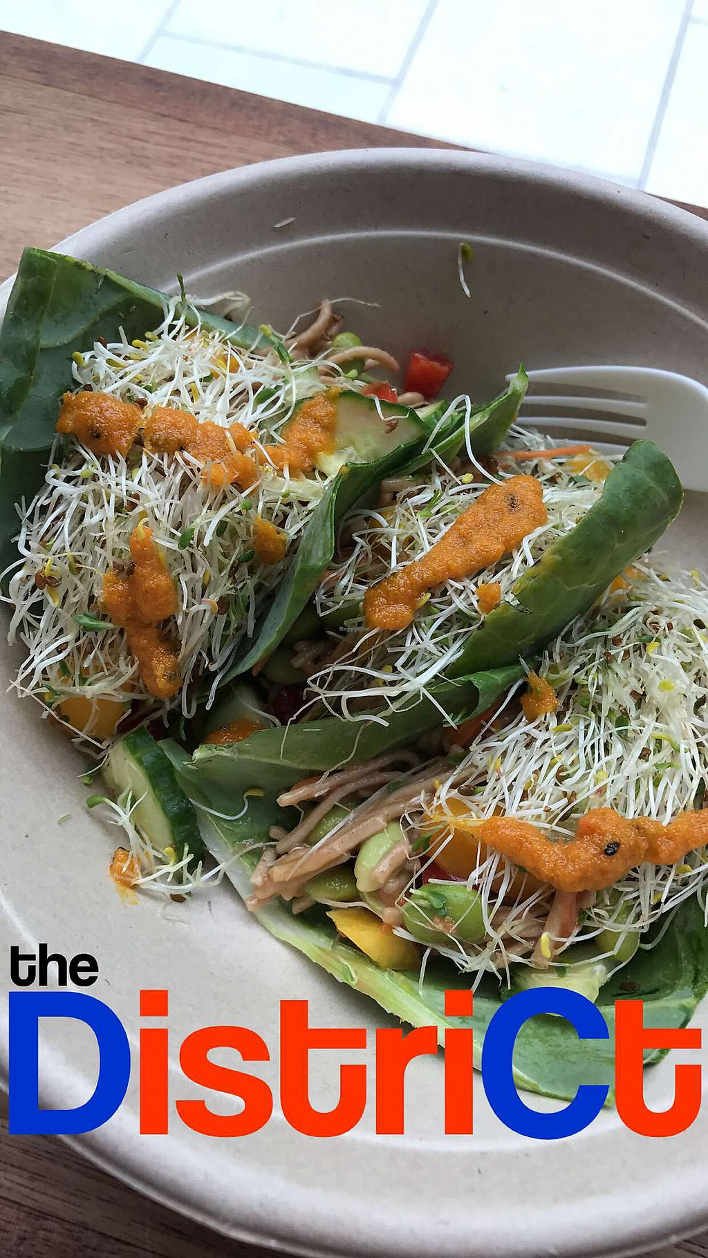 """Photo of Fruitive  by <a href=""""/members/profile/OliviaLimone"""">OliviaLimone</a> <br/>collard green tacos <br/> September 3, 2017  - <a href='/contact/abuse/image/69107/300419'>Report</a>"""