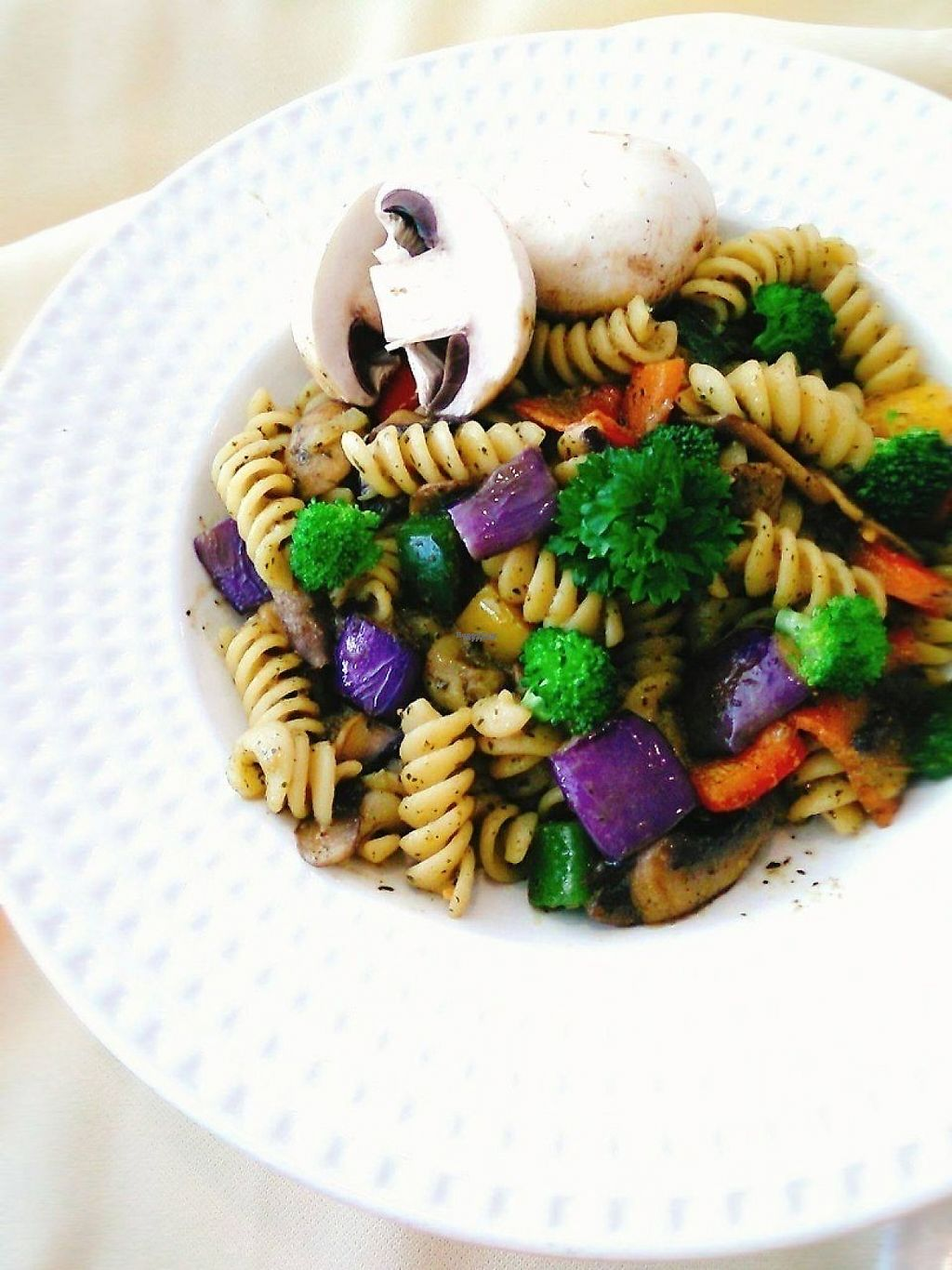 """Photo of Fresh Moment - maybe closed  by <a href=""""/members/profile/happyin"""">happyin</a> <br/>valentine special~brinjal spaghetti <br/> February 10, 2017  - <a href='/contact/abuse/image/69112/224968'>Report</a>"""