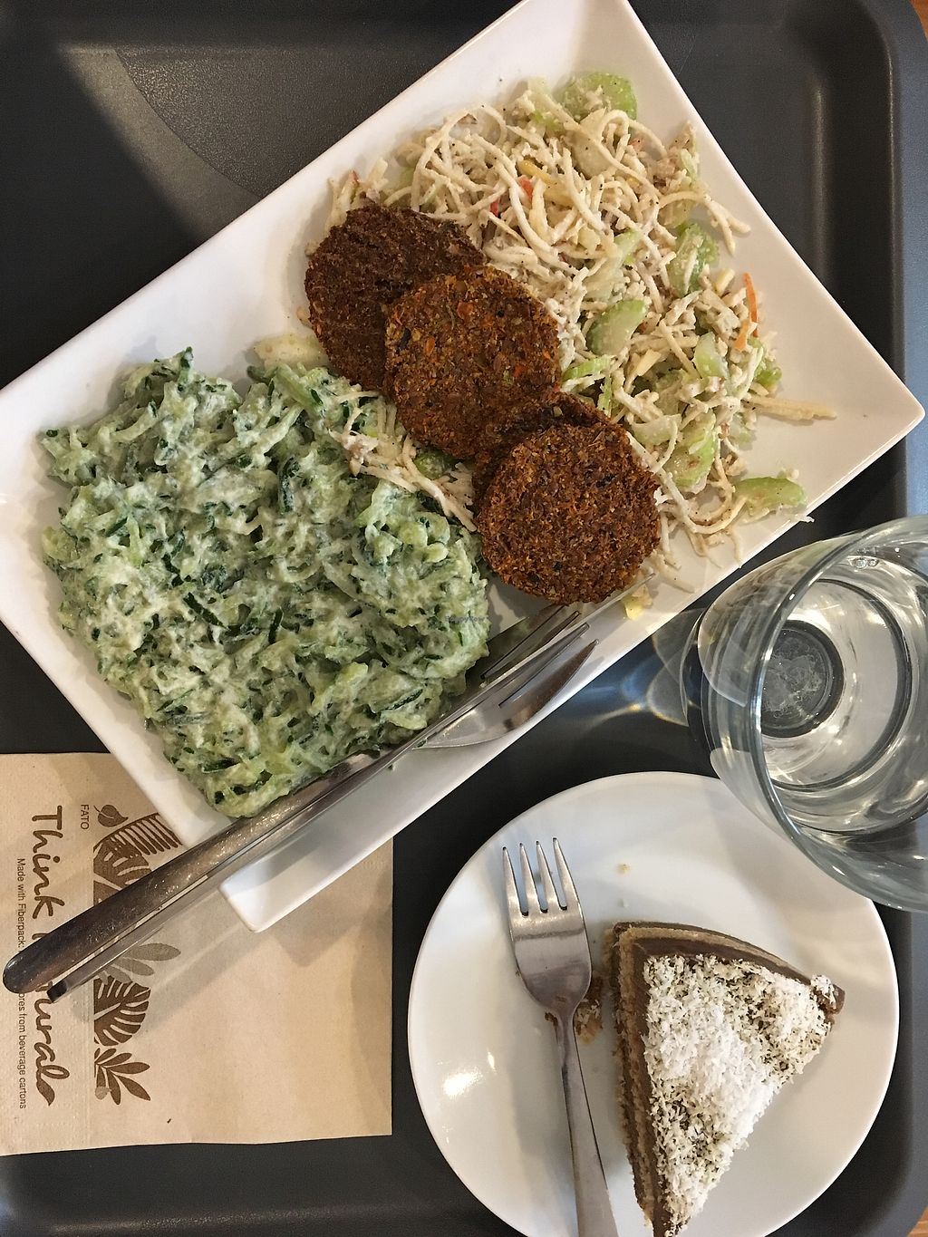 """Photo of Veggie Nyers  by <a href=""""/members/profile/tcsengusz"""">tcsengusz</a> <br/>Variations of foods offered as menu and a cake <br/> September 12, 2017  - <a href='/contact/abuse/image/69131/303714'>Report</a>"""
