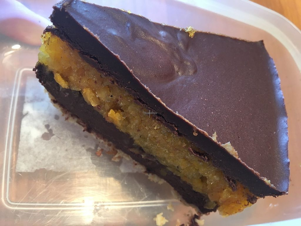 """Photo of Veggie Nyers  by <a href=""""/members/profile/tcsengusz"""">tcsengusz</a> <br/>Raw cake <br/> September 12, 2017  - <a href='/contact/abuse/image/69131/305542'>Report</a>"""
