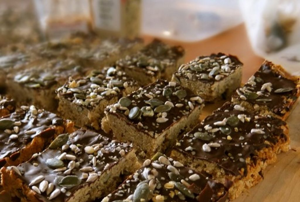 """Photo of Numinums Organic Veggie Cafe  by <a href=""""/members/profile/community"""">community</a> <br/>Super Energy Protein Bars  <br/> February 10, 2016  - <a href='/contact/abuse/image/69167/135685'>Report</a>"""