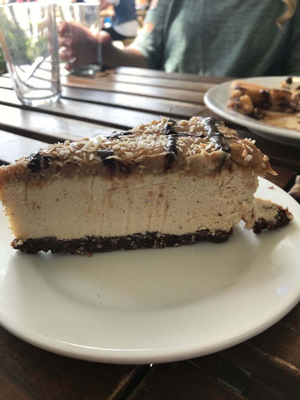 """Photo of Love Food Central  by <a href=""""/members/profile/GenChandy"""">GenChandy</a> <br/>Vegan Cheesecake  <br/> October 30, 2017  - <a href='/contact/abuse/image/69177/320136'>Report</a>"""