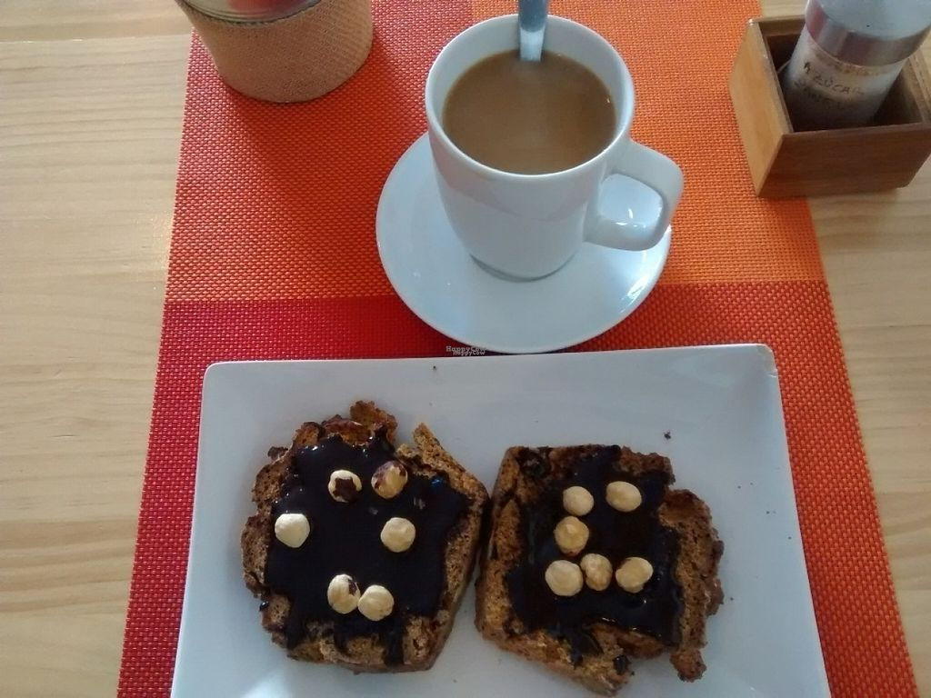 """Photo of CLOSED: Awa Viva - Biofood  by <a href=""""/members/profile/LeFunks"""">LeFunks</a> <br/>Homemade nutella for breakfast <br/> November 7, 2016  - <a href='/contact/abuse/image/69185/187215'>Report</a>"""