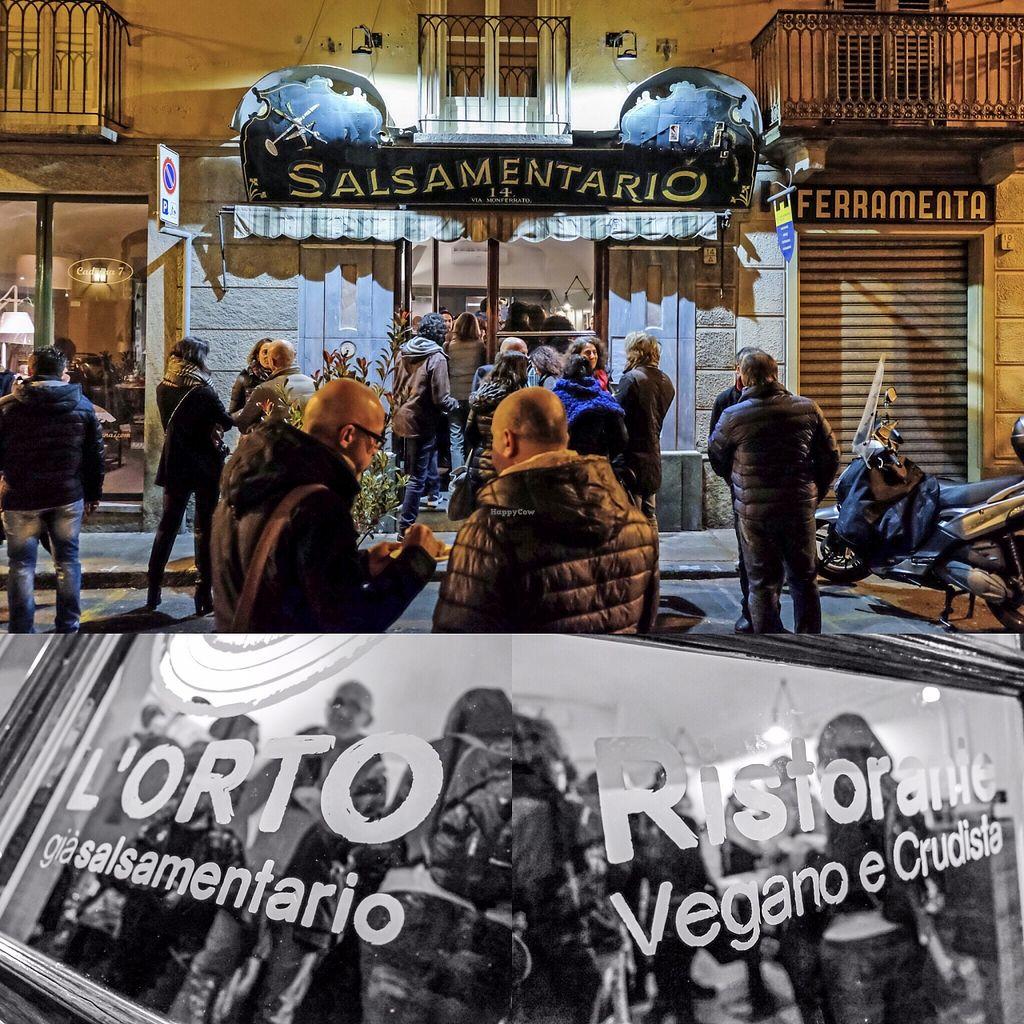 """Photo of L'Orto Gia Salsamentario  by <a href=""""/members/profile/Eduferrante"""">Eduferrante</a> <br/>Location <br/> February 29, 2016  - <a href='/contact/abuse/image/69188/138267'>Report</a>"""
