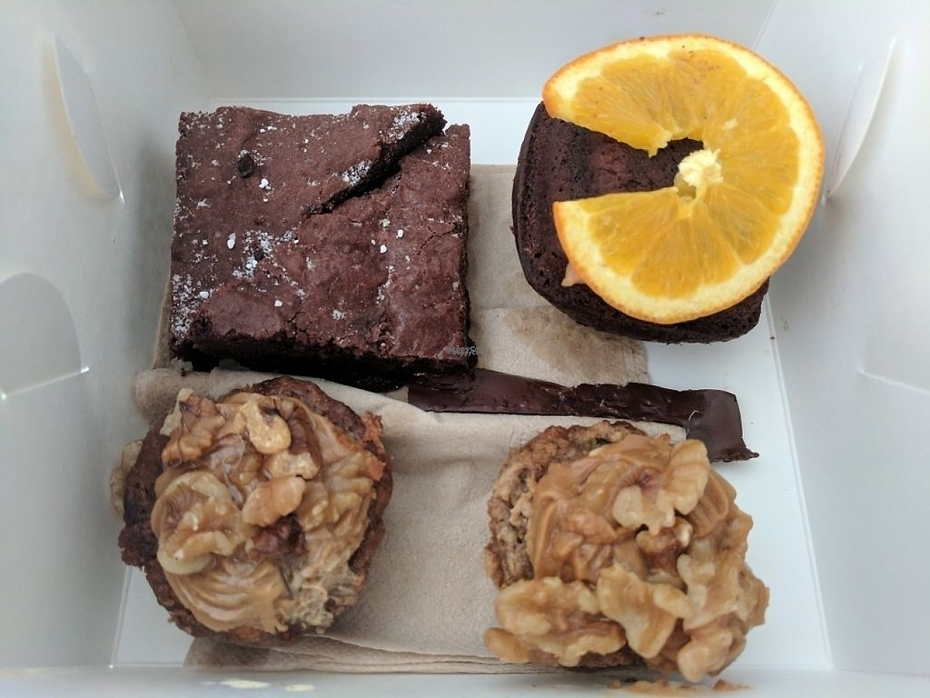 """Photo of Bonta Vera  by <a href=""""/members/profile/tjn1992"""">tjn1992</a> <br/>Brownies, Jaffa Cake, and Carrot Cakes  <br/> March 20, 2017  - <a href='/contact/abuse/image/69201/238913'>Report</a>"""