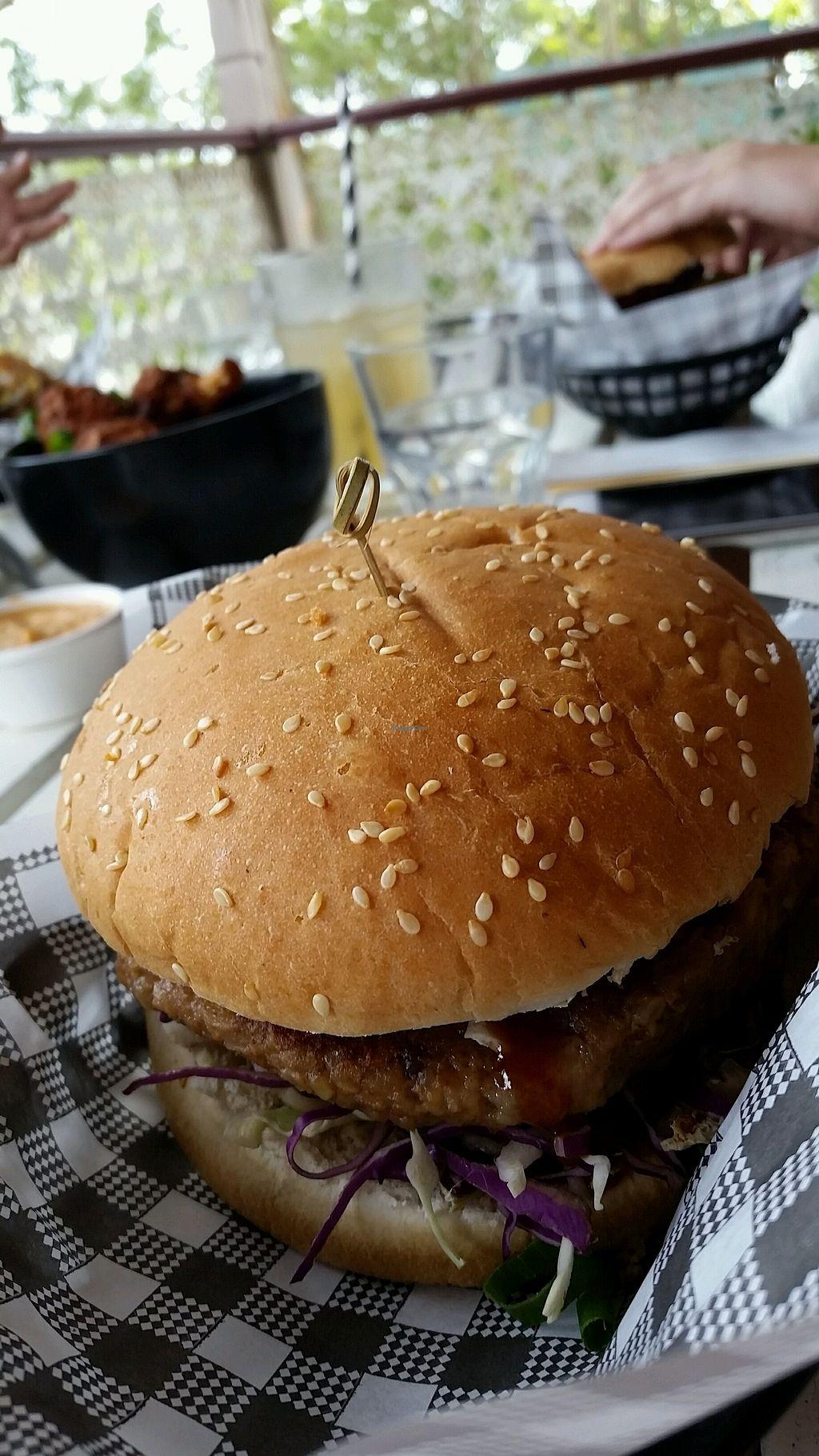 "Photo of Bonta Vera  by <a href=""/members/profile/emmawestrup"">emmawestrup</a> <br/>Walnut burger...mmmmm <br/> January 28, 2018  - <a href='/contact/abuse/image/69201/352050'>Report</a>"