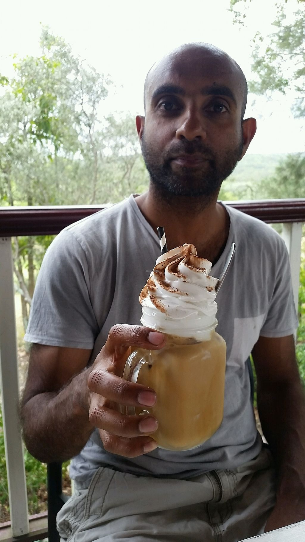"""Photo of Bonta Vera  by <a href=""""/members/profile/emmawestrup"""">emmawestrup</a> <br/>Almond iced coffee! <br/> January 28, 2018  - <a href='/contact/abuse/image/69201/352051'>Report</a>"""