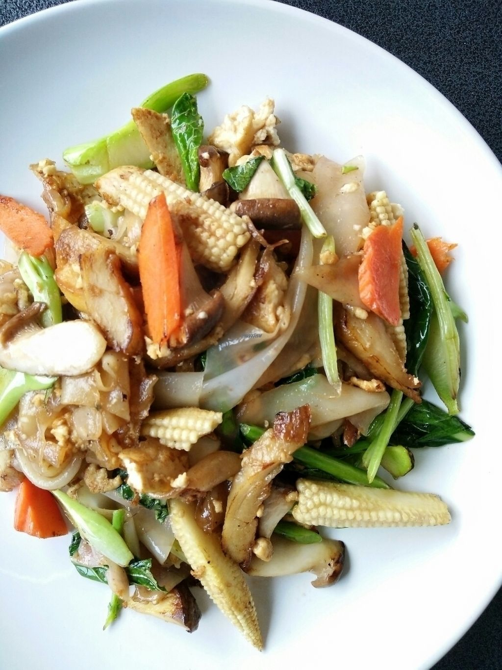 "Photo of Veggie Chef  by <a href=""/members/profile/Nid"">Nid</a> <br/>Stir fried rice noodle with mixed vegetable <br/> January 23, 2017  - <a href='/contact/abuse/image/69206/215304'>Report</a>"