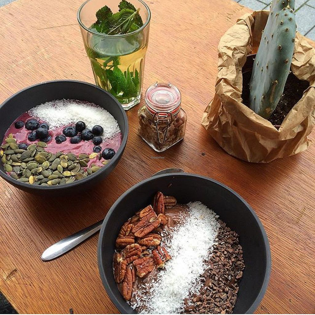 """Photo of SUE  by <a href=""""/members/profile/veganlieu"""">veganlieu</a> <br/>smoothie bowl  <br/> May 8, 2017  - <a href='/contact/abuse/image/69214/257064'>Report</a>"""