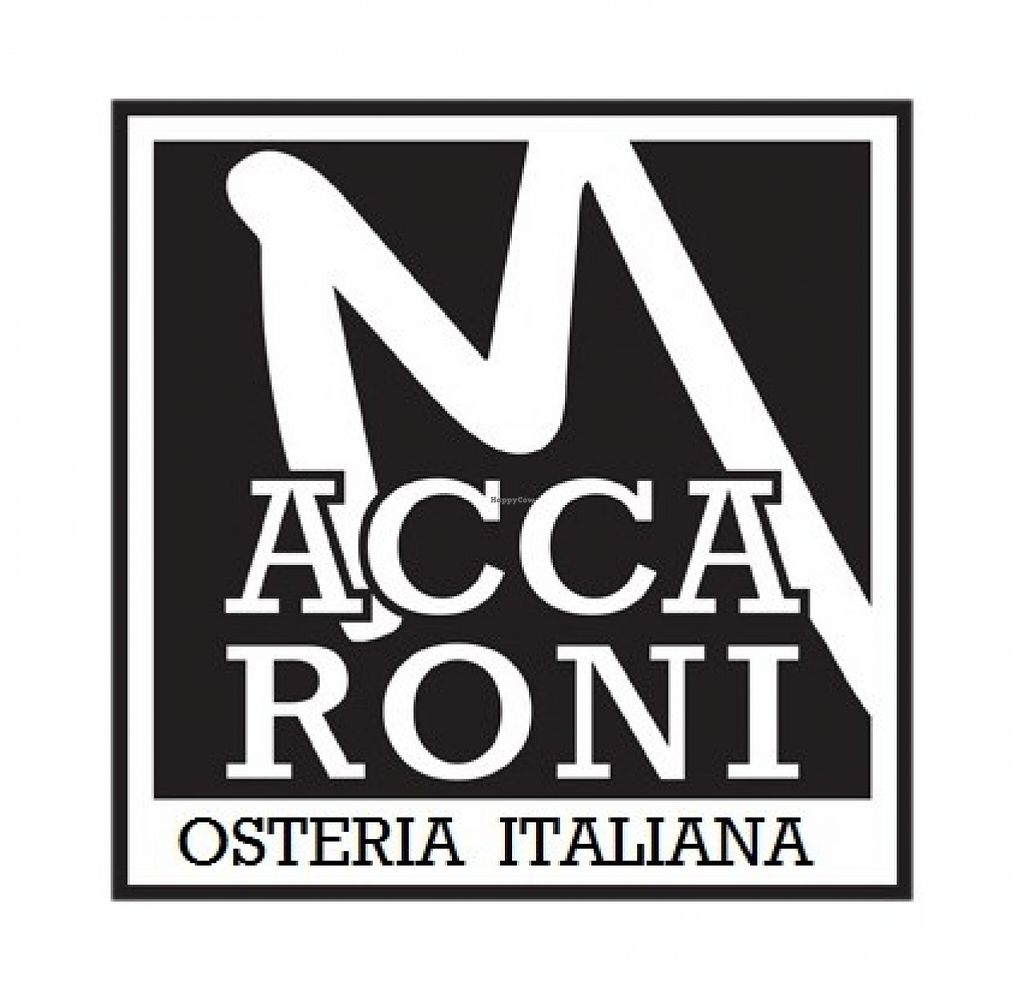 "Photo of Maccaroni Osteria Italiana  by <a href=""/members/profile/verbosity"">verbosity</a> <br/>Maccaroni Osteria Italiana <br/> February 5, 2016  - <a href='/contact/abuse/image/69237/135162'>Report</a>"