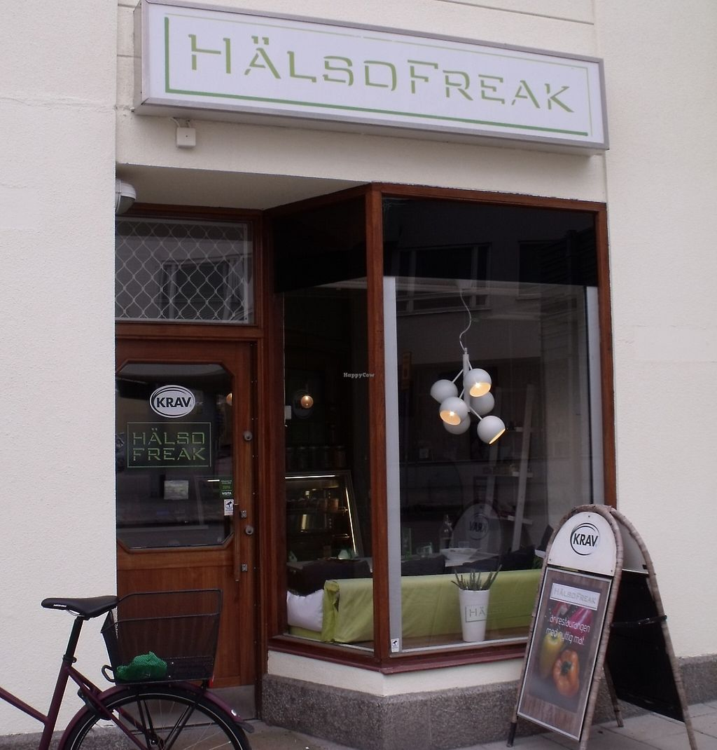 "Photo of CLOSED: HälsoFreak - Djurgardsgatan  by <a href=""/members/profile/Amy1274"">Amy1274</a> <br/>Exterior <br/> April 2, 2016  - <a href='/contact/abuse/image/69239/244127'>Report</a>"
