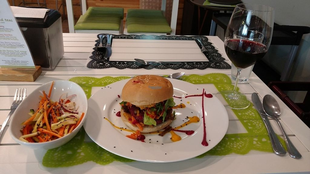 """Photo of Hip Cuisine  by <a href=""""/members/profile/meparker757"""">meparker757</a> <br/>Sandwich <br/> November 26, 2016  - <a href='/contact/abuse/image/69250/194733'>Report</a>"""