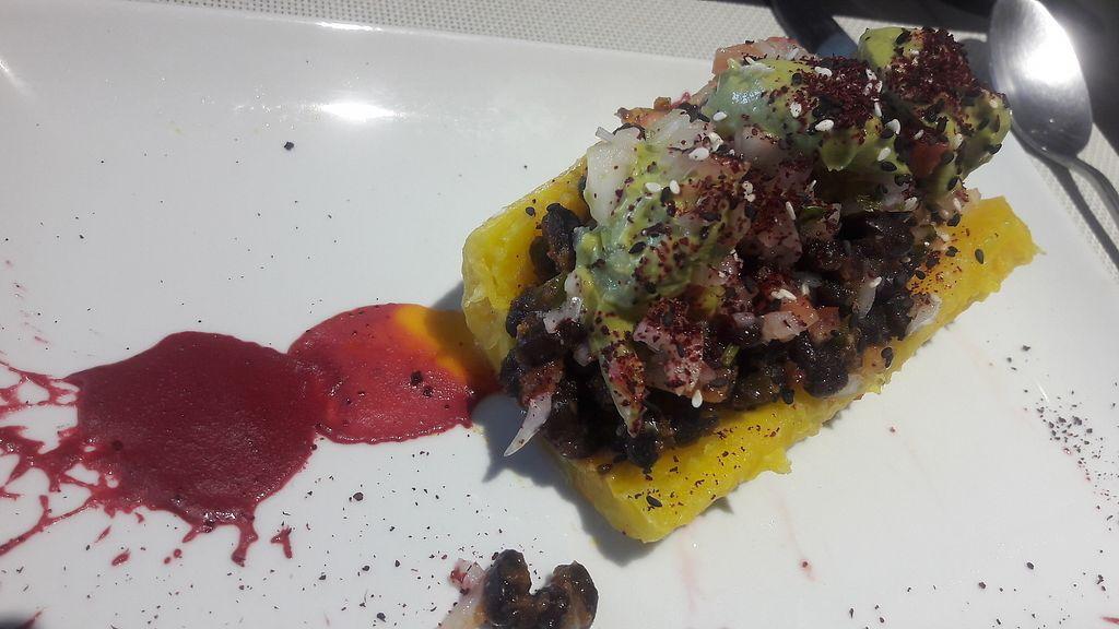 """Photo of Hip Cuisine  by <a href=""""/members/profile/DaniLove"""">DaniLove</a> <br/>platano relleno <br/> June 27, 2017  - <a href='/contact/abuse/image/69250/273858'>Report</a>"""