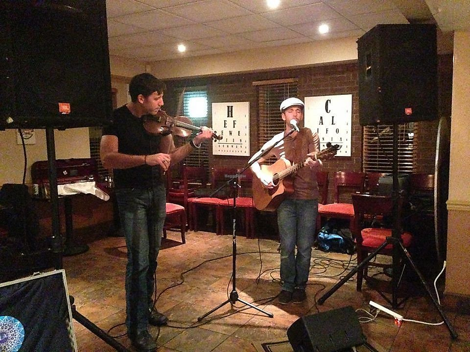 """Photo of Redhound Grille  by <a href=""""/members/profile/redhoundgrille"""">redhoundgrille</a> <br/>Live Music Friday Nights 7:30-10:30pm & Saturday Nights in the Fall & Spring 6:30-9:30pm <br/> June 21, 2017  - <a href='/contact/abuse/image/69293/271880'>Report</a>"""