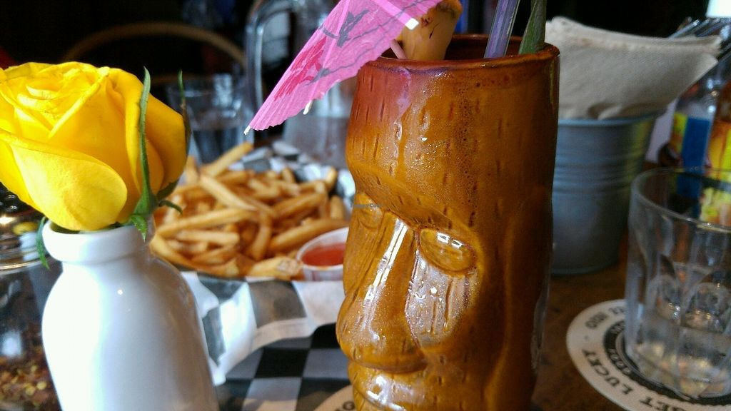 """Photo of Lucky Pig at Paradise Palms  by <a href=""""/members/profile/judgecal"""">judgecal</a> <br/>Cocktails <br/> September 3, 2017  - <a href='/contact/abuse/image/69294/300408'>Report</a>"""
