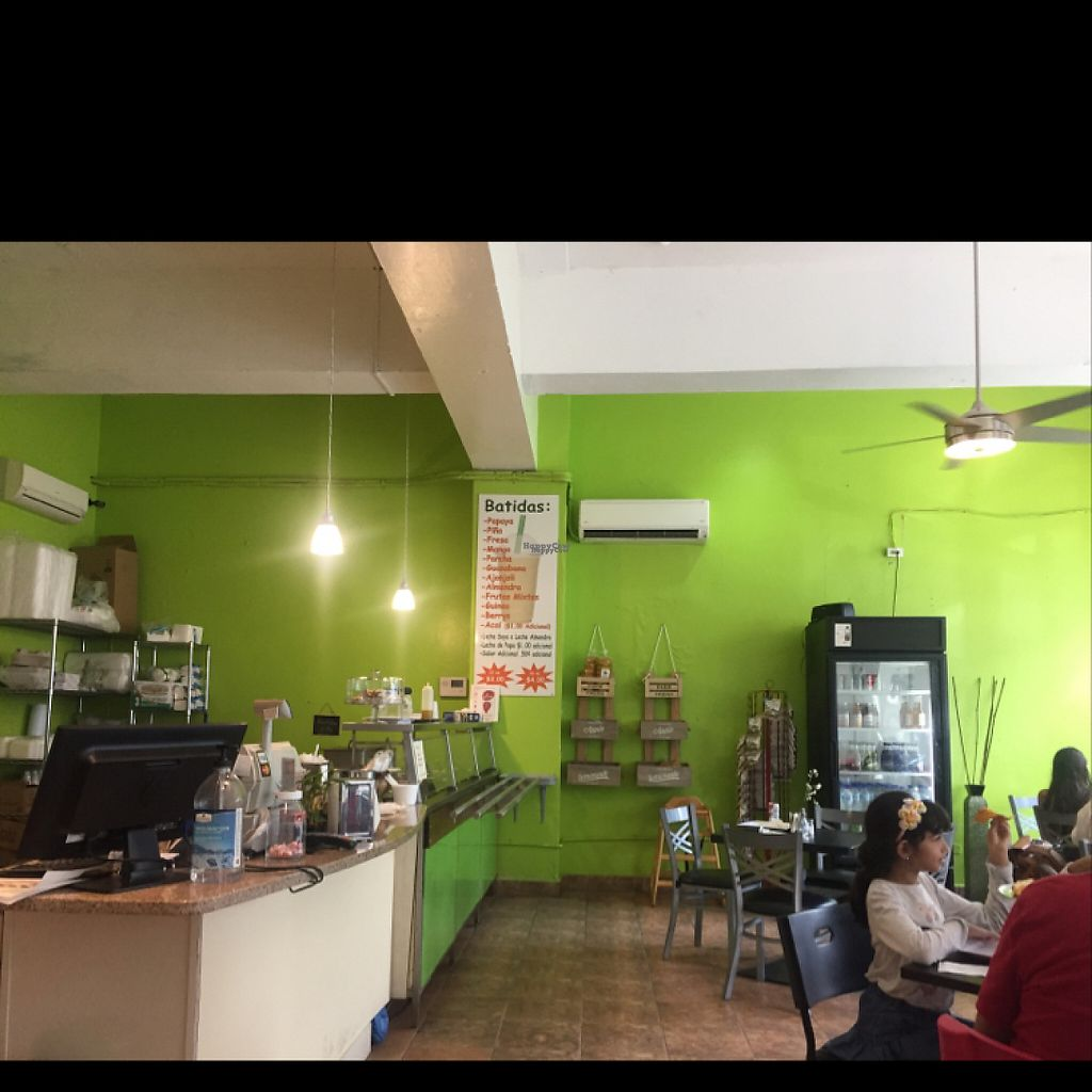 """Photo of El Punto Vegano  by <a href=""""/members/profile/Sarahsmile822"""">Sarahsmile822</a> <br/>Cute place. Nice atmosphere  <br/> March 25, 2017  - <a href='/contact/abuse/image/69301/240866'>Report</a>"""