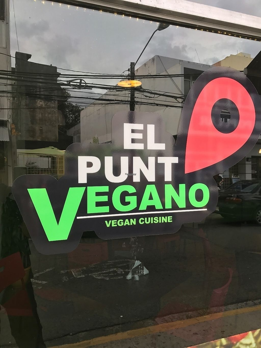 """Photo of El Punto Vegano  by <a href=""""/members/profile/DrewRoss"""">DrewRoss</a> <br/>El Punto Vegan <br/> April 28, 2017  - <a href='/contact/abuse/image/69301/253566'>Report</a>"""
