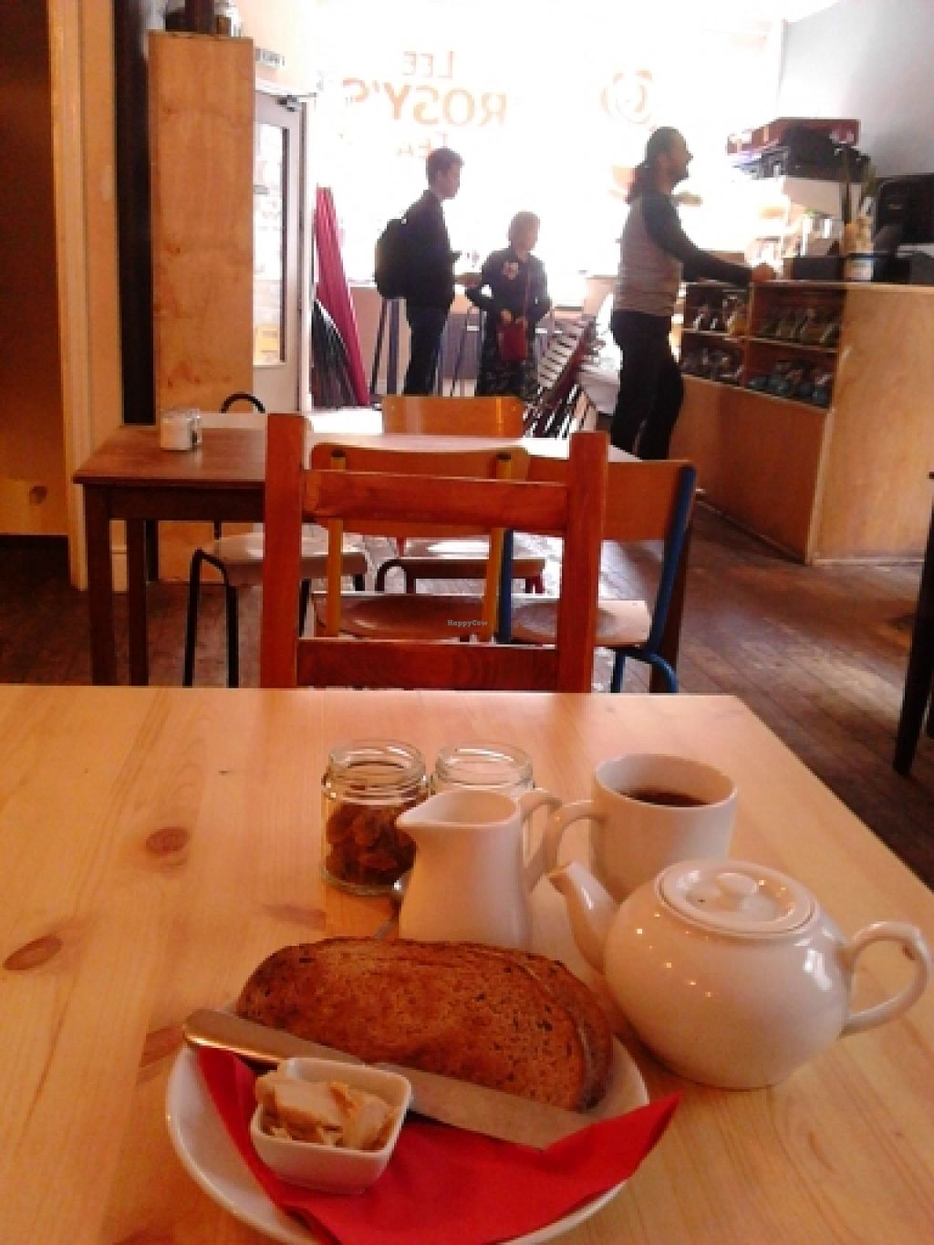 """Photo of Lee Rosy's Tea  by <a href=""""/members/profile/Purple_Porcupine"""">Purple_Porcupine</a> <br/>Breakfast! <br/> May 29, 2016  - <a href='/contact/abuse/image/69305/151293'>Report</a>"""