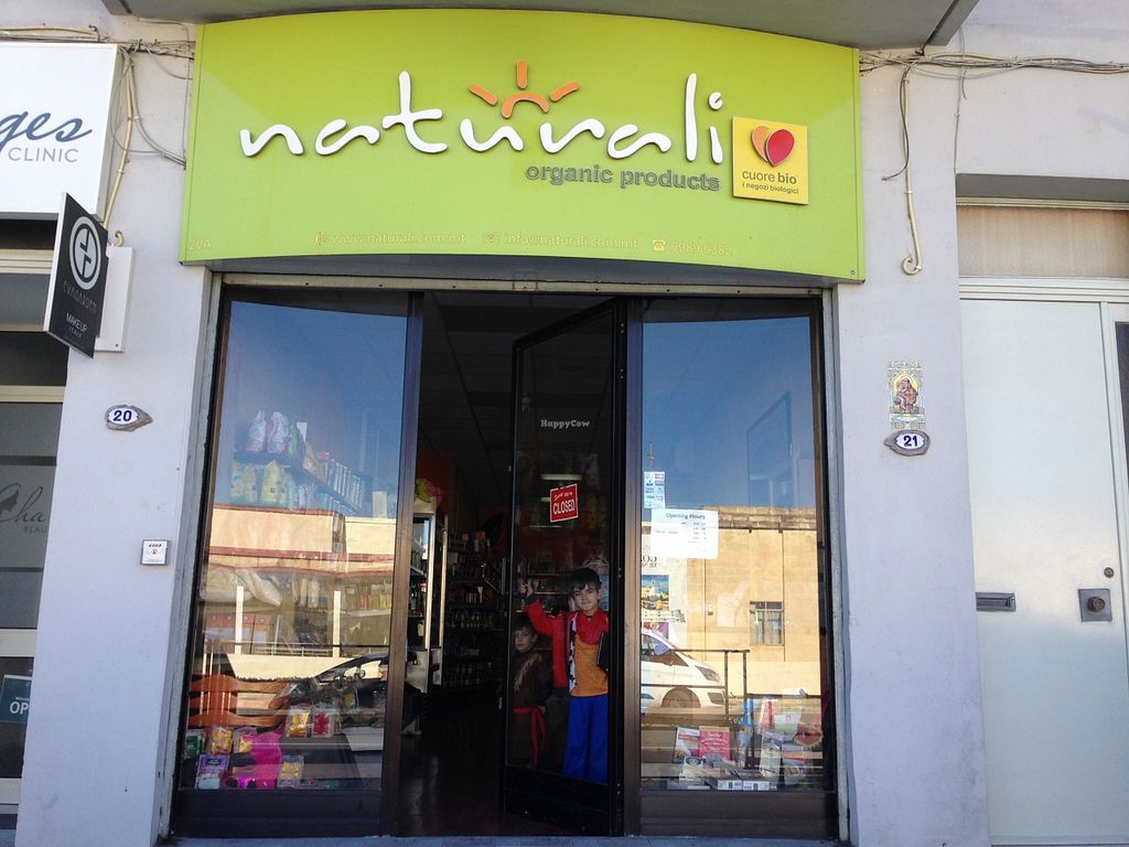"""Photo of Naturali Organic Products  by <a href=""""/members/profile/Nick%20Kyriazi"""">Nick Kyriazi</a> <br/>Storefront <br/> February 6, 2016  - <a href='/contact/abuse/image/69306/135301'>Report</a>"""